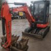 Kubota KX61-3 2.5 Tonne Digger 4