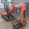 Kubota KX61-3 2.5 Tonne Digger 3