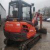 Kubota KX61-3 2.5 Tonne Digger 2