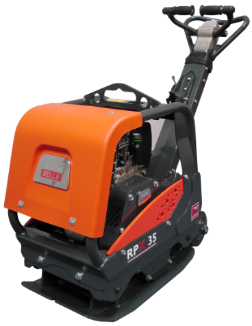 Forward & Reverse Plate Compactor 1