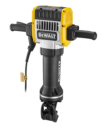 Electric Pavement Breaker 1