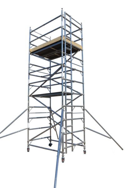 Aluminium Scaffold Towers 1