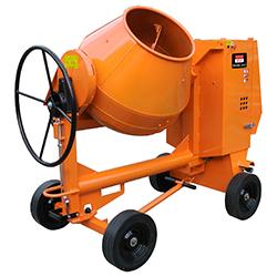Diesel Site Mixer 1