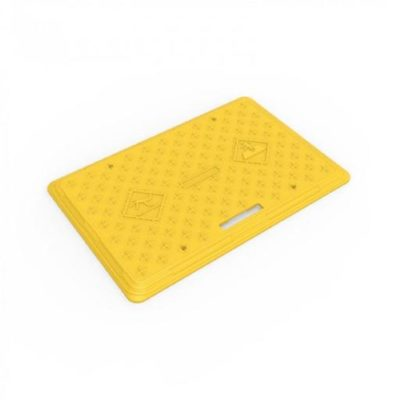 Plastic Trench Plates 1